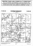 Map Image 040, Hubbard County 2000